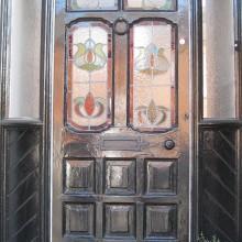 Dublin Doorway