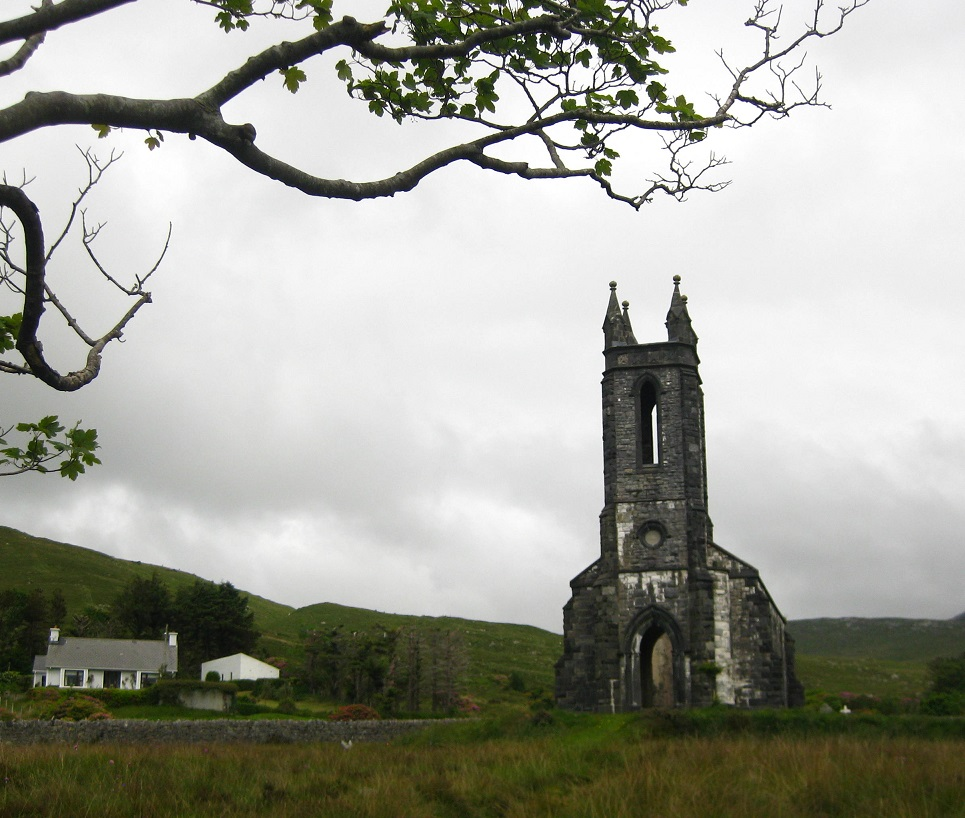 Dunlewey Church
