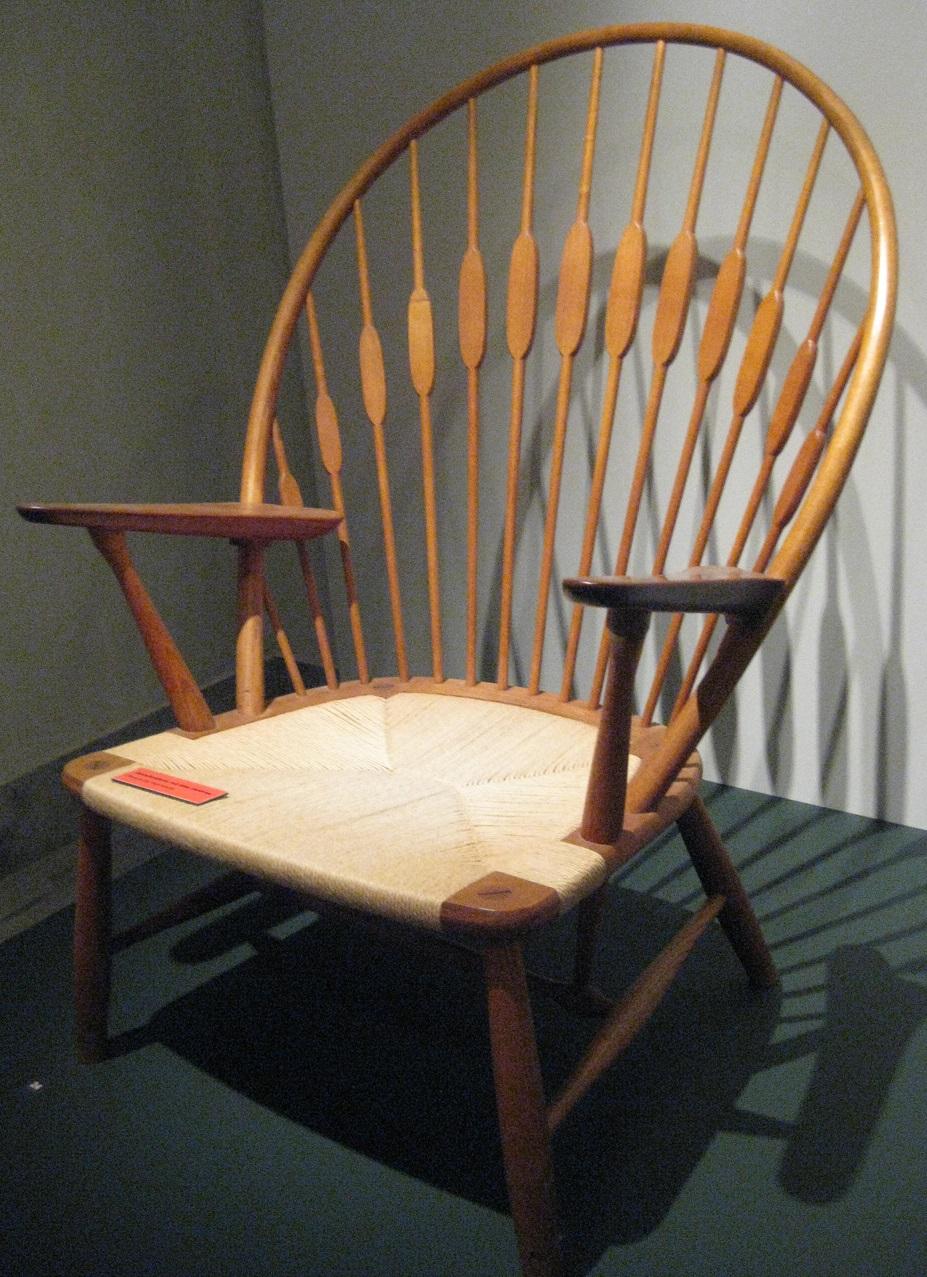 Wegner's Peacock Chair