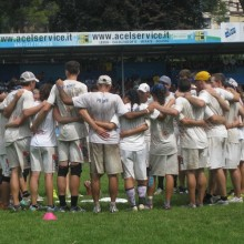 Ultimate Frisbee World Championship in Lecco