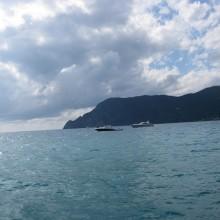 Cinque Terre Boat