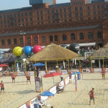 Lodz Beach Volleyball