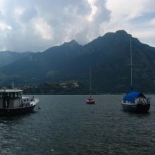 Lake in Lecco