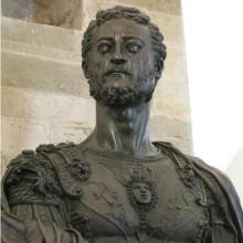 Bargello Bust