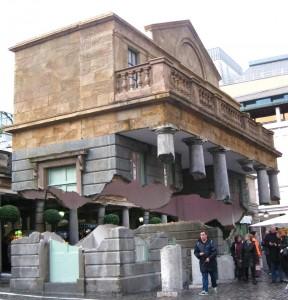 Covent Garden Art Installation