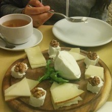 Roman Cheese Plate