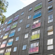 Shoreditch Apartment Building