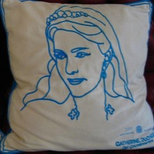 Kensington Palace Pillow
