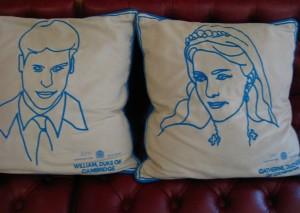 Kensington Palace Pillows