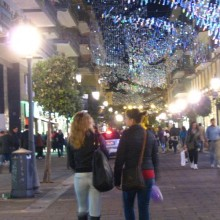 Salerno's Shopping Street