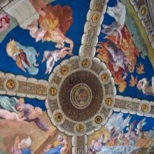 Vatican Raphael Fresco