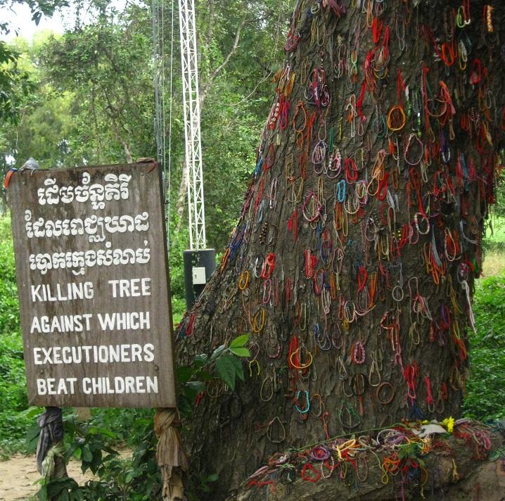 Cambodian Killing Tree