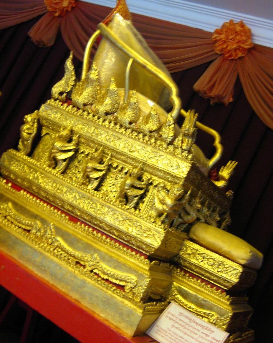 Royal Palace Sedan Chair
