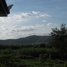 Countryside Near Kampot