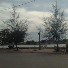 Kampot Waterfront Small