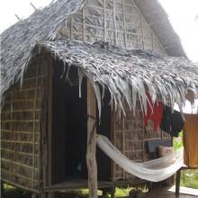 Hariharalaya Hut