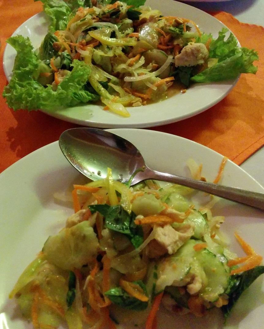 Salad at Mutita