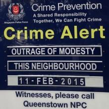 Singapore Crime Alert