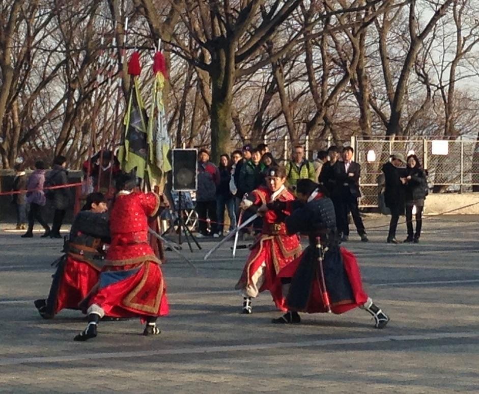 Korean Cultural Demonstration