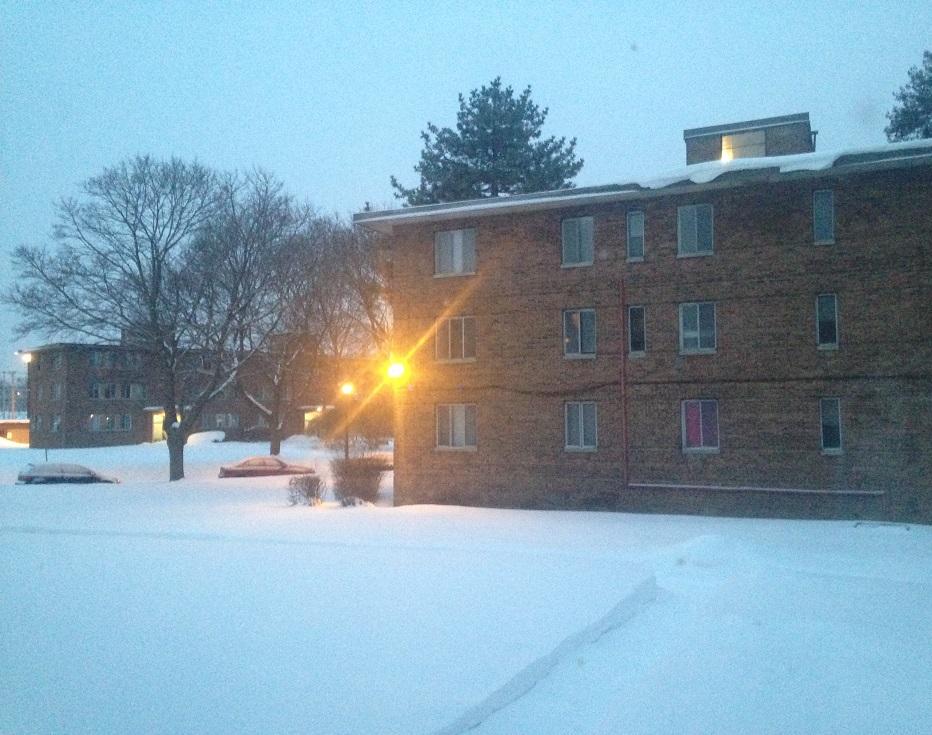 Upstate NY Snow