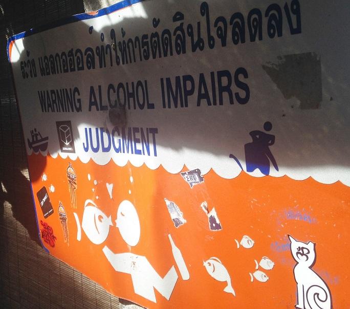 Koh Phi Phi Sign