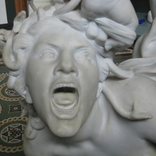 Medusa Sculpture