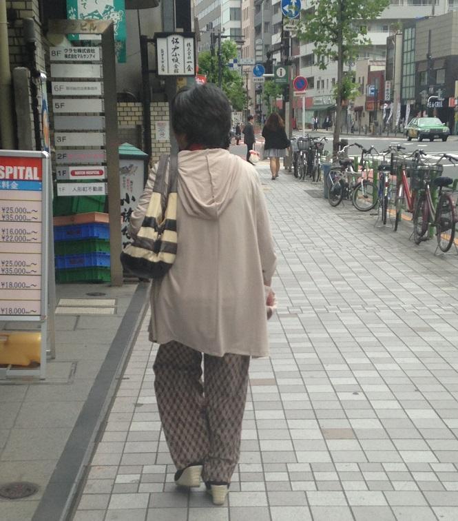 Tokyo's Nihonbashi Neighborhood