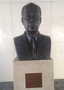 Itzhak Rabin Bust